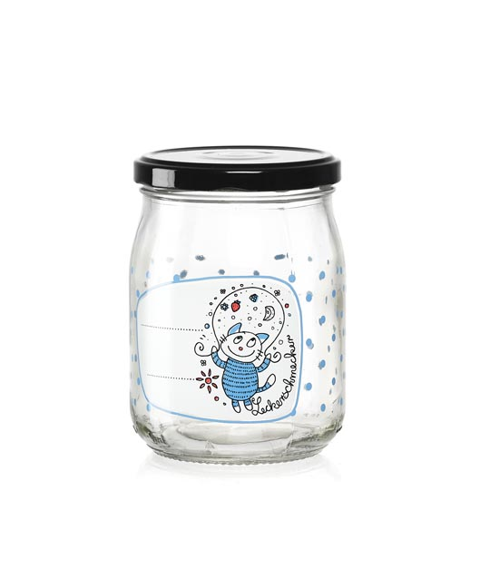 LILY&LEO 9925 Marmeladenglas