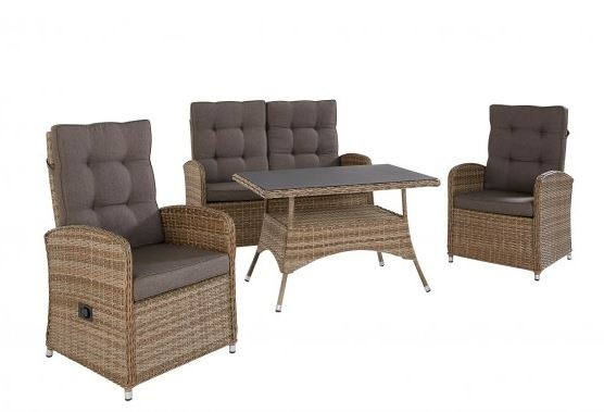 MONACO Lounge-Set
