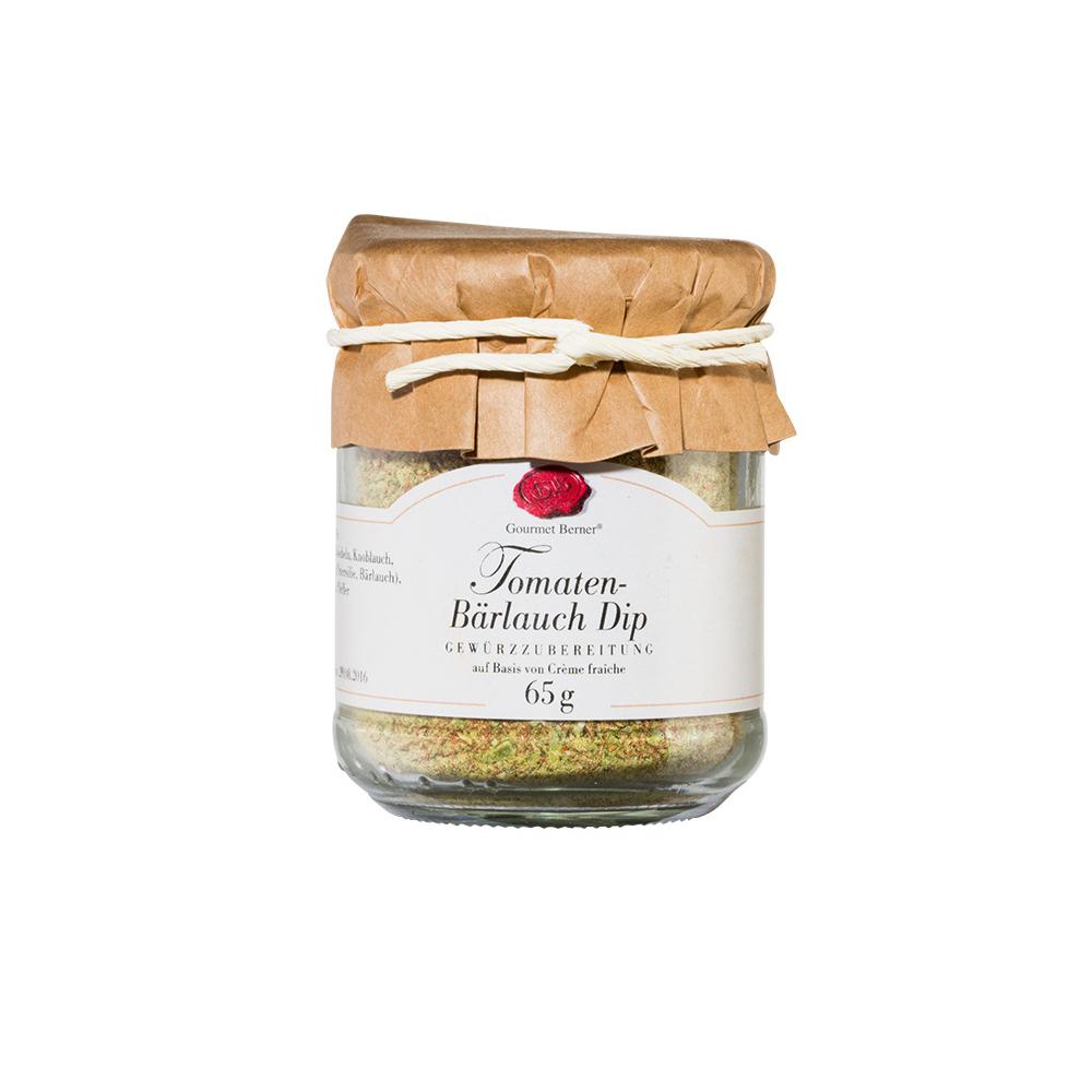 Dip Tomaten Bärlauch