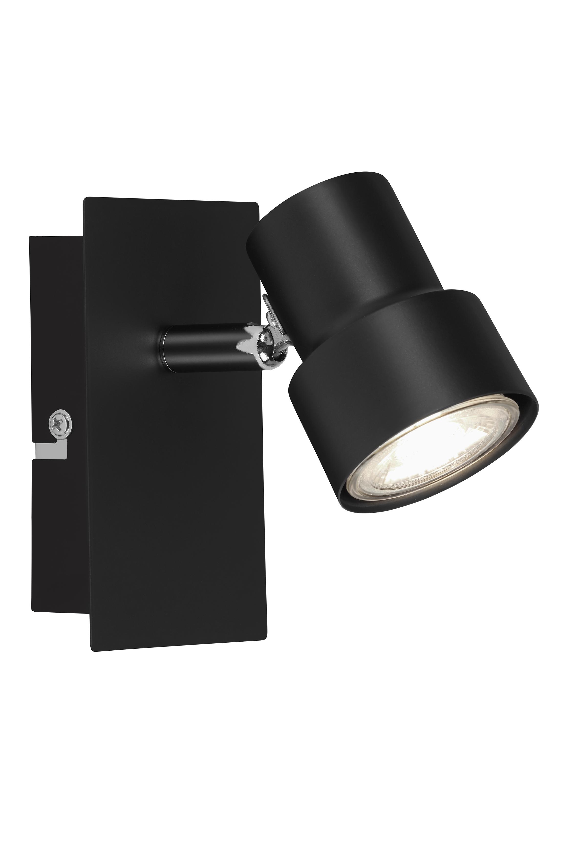 BLACK LED Spot