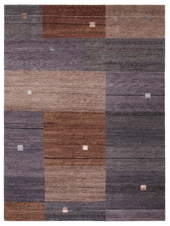 Elegant Lucha Teppich 70x140 cm
