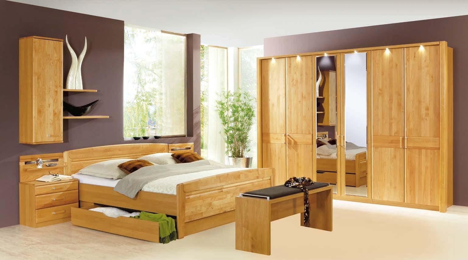 LAUSANNE Schlafzimmer