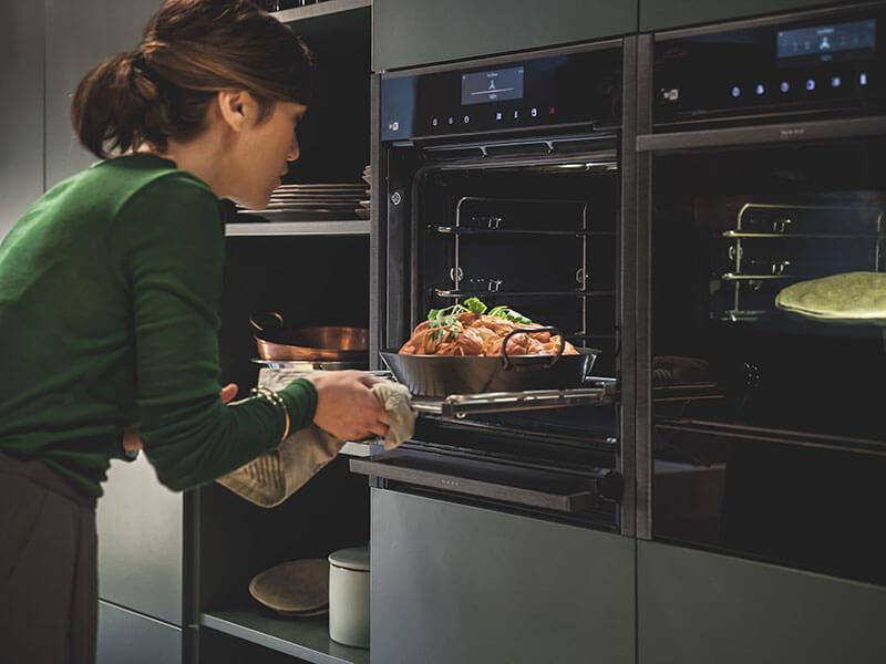 Neff Backofen in Küche von Wohn Schick