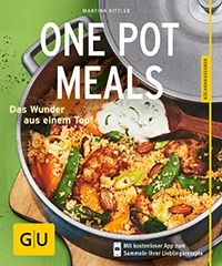 Kochbuch One Pot Meals