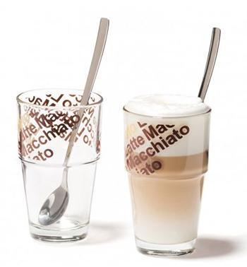 Solo Café Latte Set