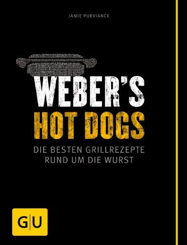 GRILLBUCH WEBER`S HOT DOGS