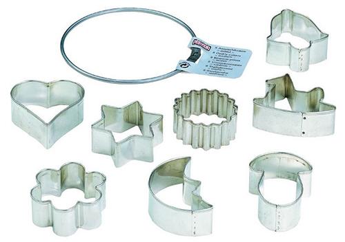 Ausstecher-Ring 8 Stück