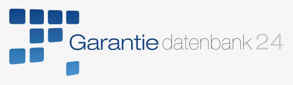 Garantier Datenbank 24 Logo - Unser Partner für Ihre E-Geräte in der Küche