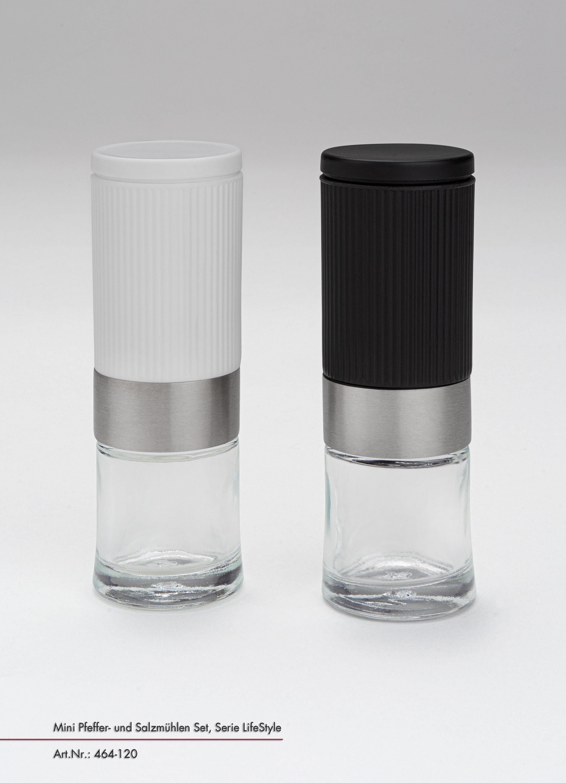 Life Style Salz-Pfeffermühlen Set
