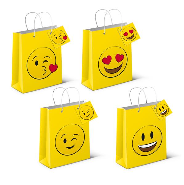 SMILE Geschenktüte