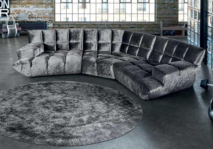 Bretz Sofa online bei Wohn Schick. Eine Eckgarnitur perfekt zum Schlafen Vom Experten empfohlen