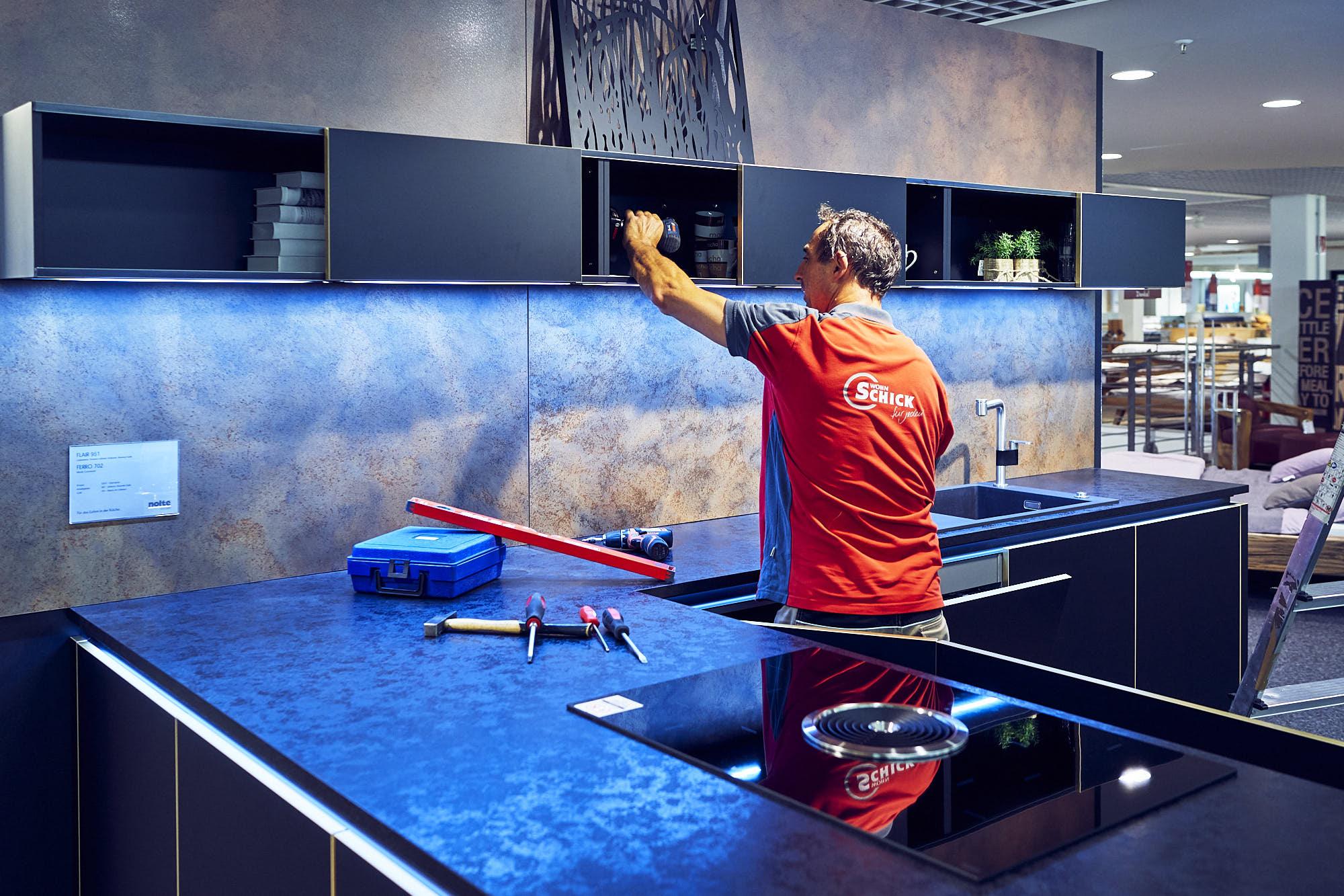 Besuchen Sie uns - Unsere Küchenexperten beraten Sie gern