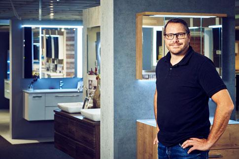 Die Wohnwelt Badezimmer - bei ihrem Einrichtungshaus Wohn Schick
