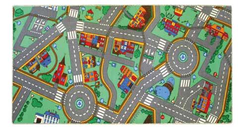 Spielteppich 100x165 cm