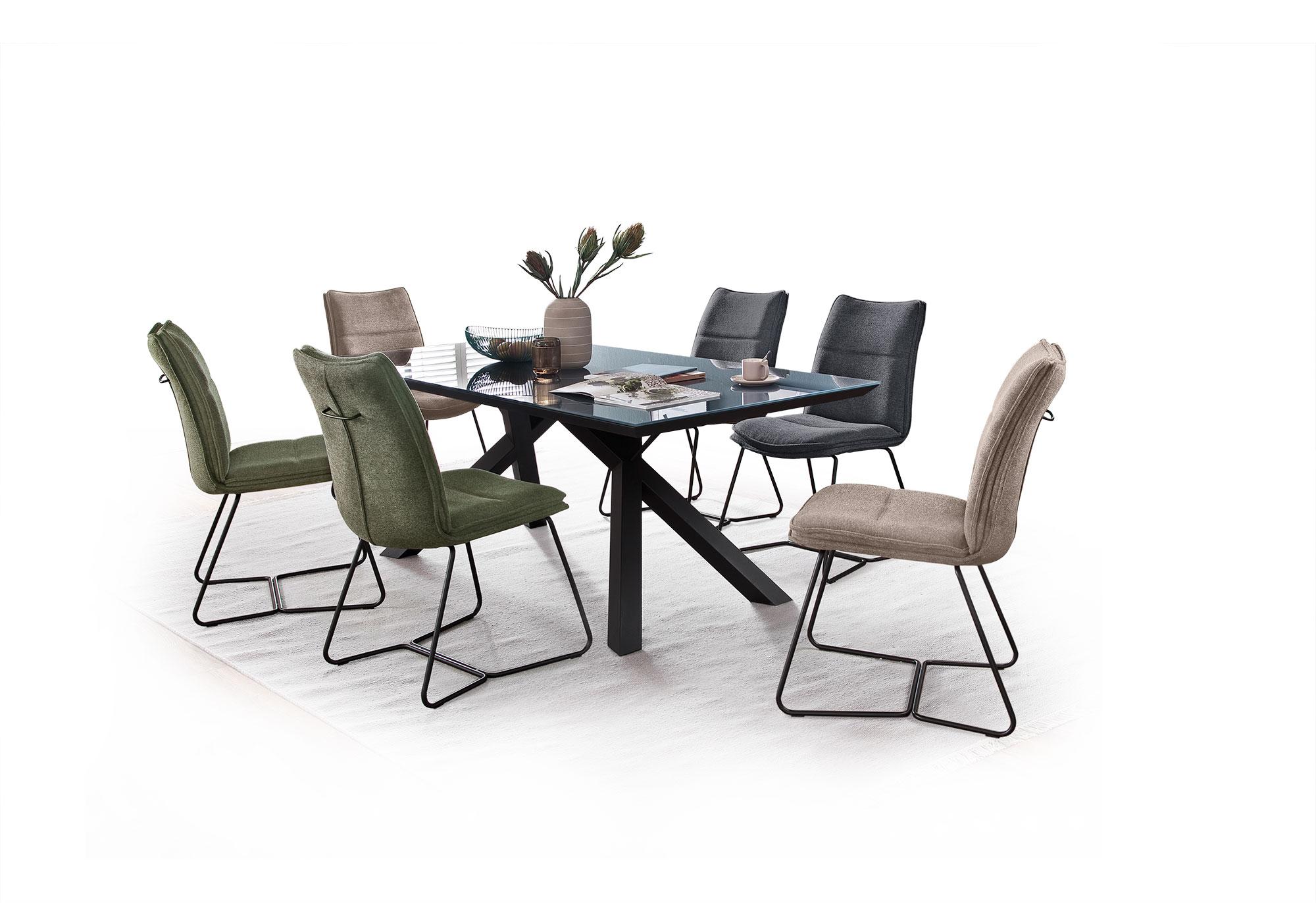 EVERETT/HAMPTON Stuhlgruppe