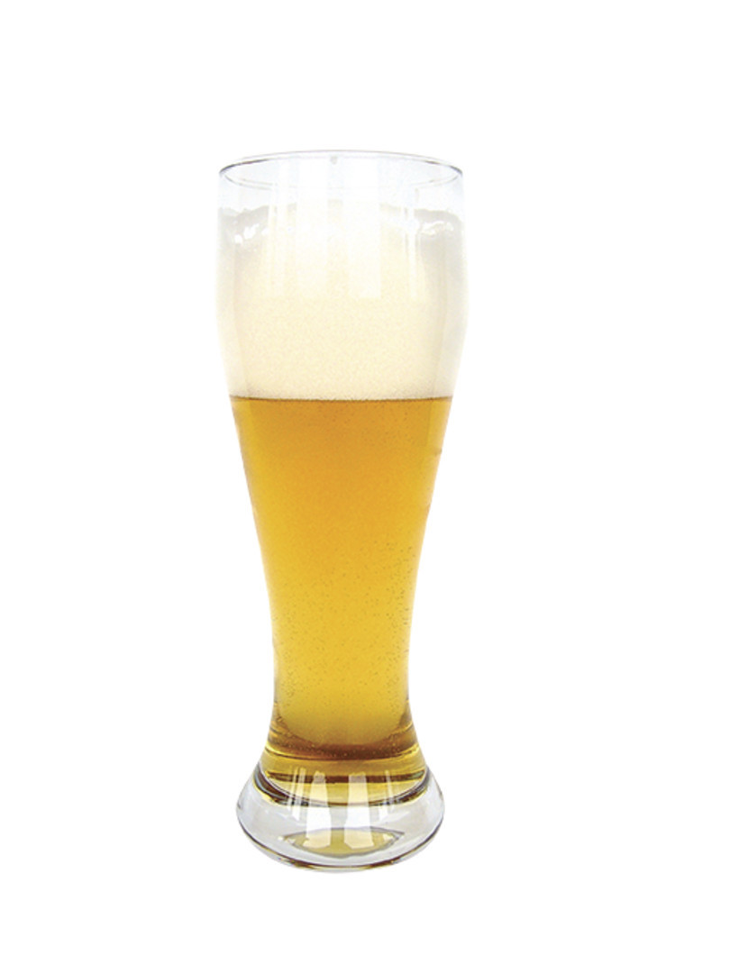 Weizenbierglas-Set