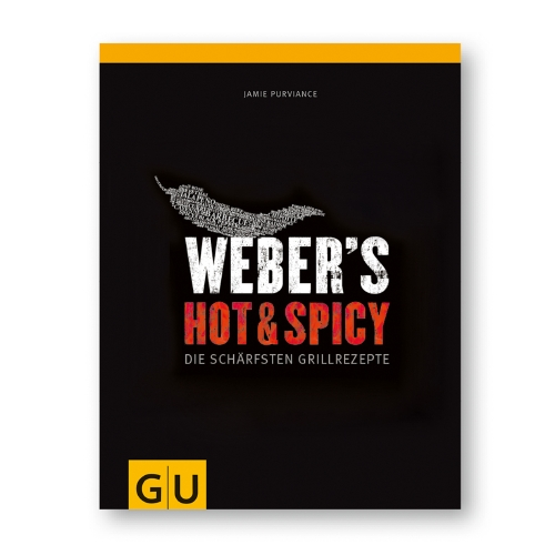 GRILLBUCH WEBER`S HOT & SPICY