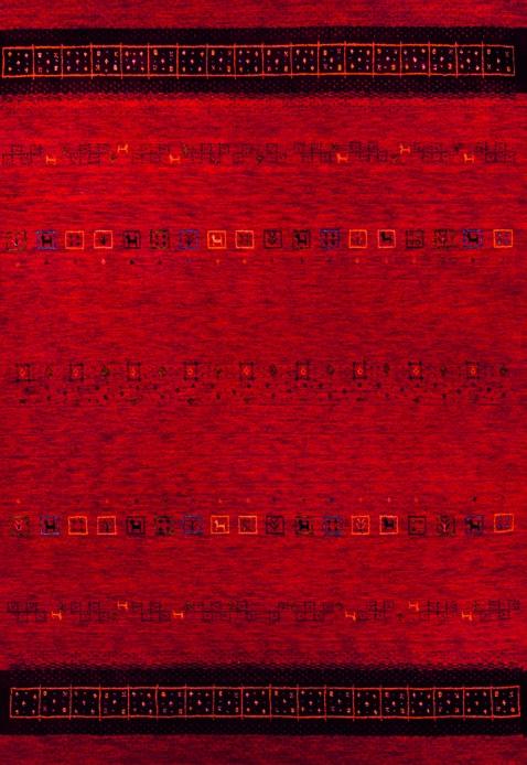 Lori Dream gold Teppich 70x140cm